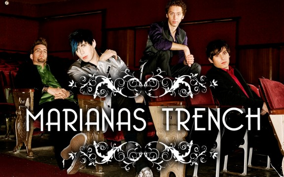 marianas trench111 576x360 Exclusive Interview With Marianas Trench