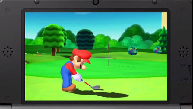 Mario Golf: World Tour Tees Up On The 3DS This Summer