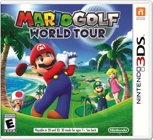 Mario Golf: World Tour Review