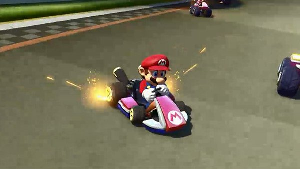 Mario Kart 8 Announced For Wii U