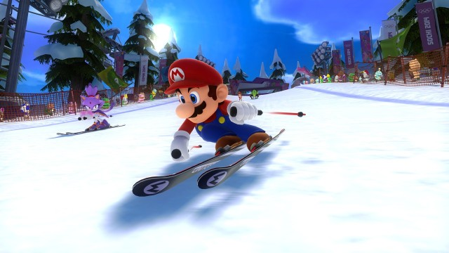 Mario And Sonic At The Sochi 2014 Winter Olympic Games Review