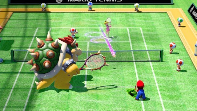Mario Tennis: Ultra Smash Review