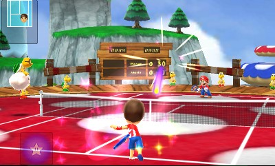 Become The Mushroom Kingdom's Tennis Ace In Mario Tennis Open
