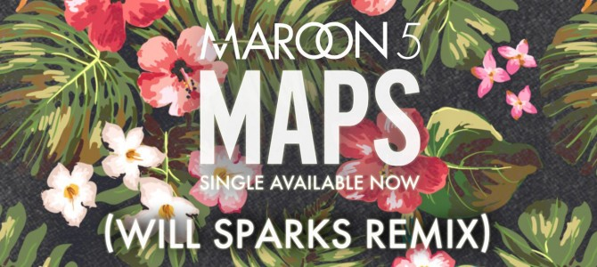 Will Sparks Hits 250,000 Fans On Facebook, Releases Free Maps Remix