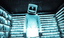 Marshmello Posts Picture Without Helmet Then Deletes It