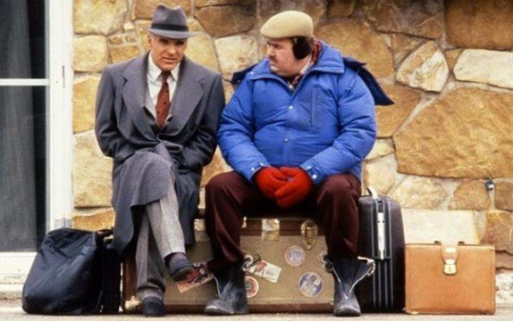 Planes, Trains and Automobiles Blu Ray Review
