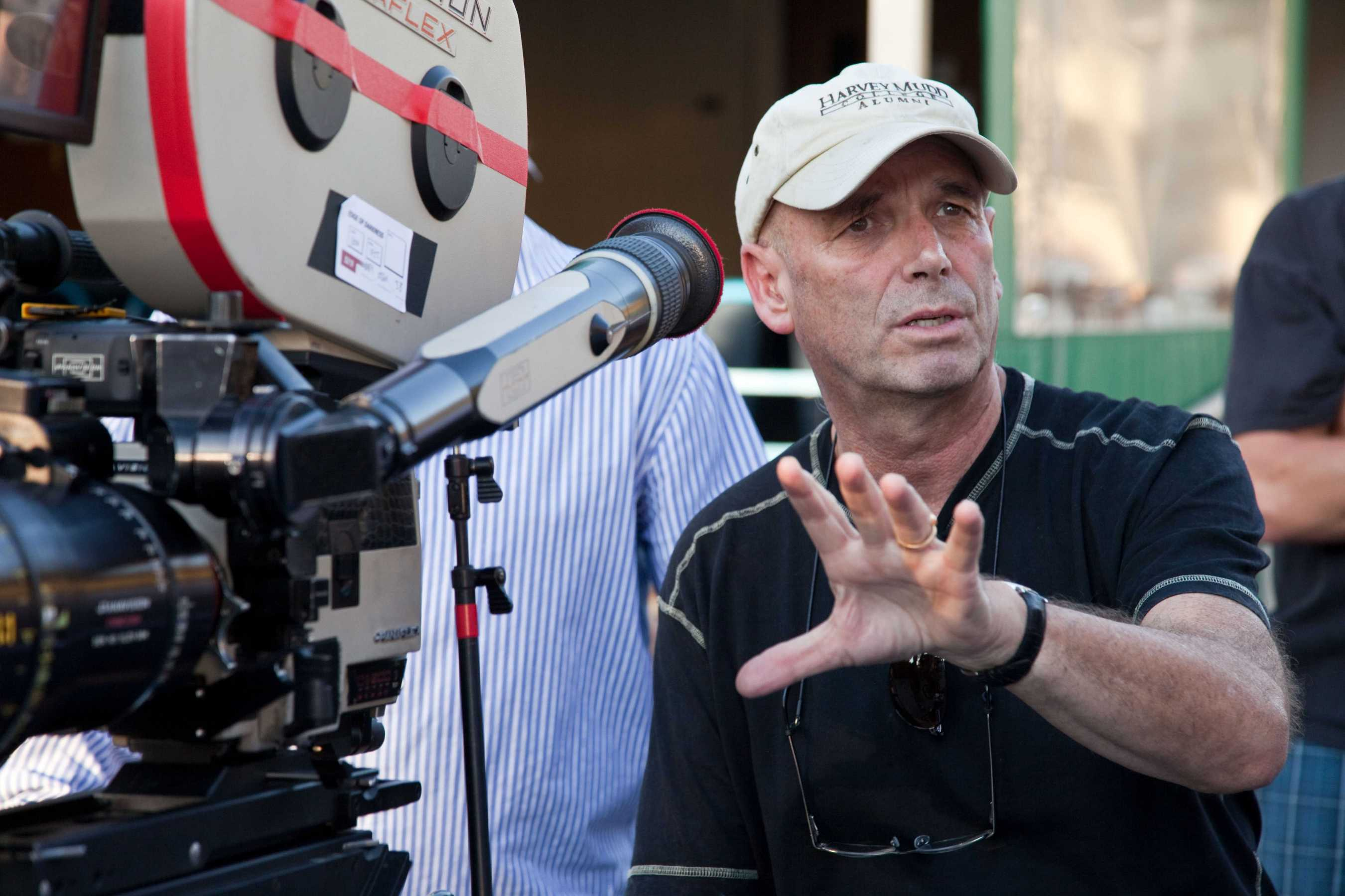 New Zealand TV and film director Martin Campbell