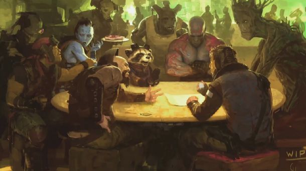 Marvel's Phase 2: The Guardians of the Galaxy (2)