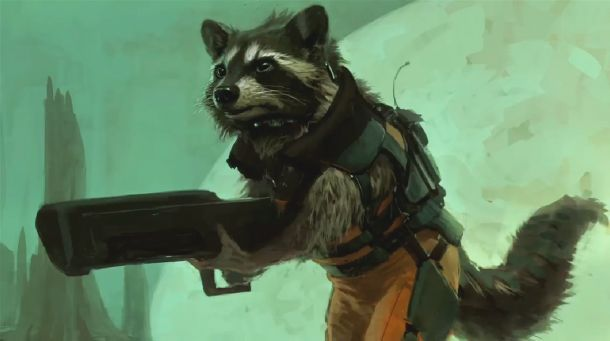 Marvel's Phase 2: The Guardians of the Galaxy (1)