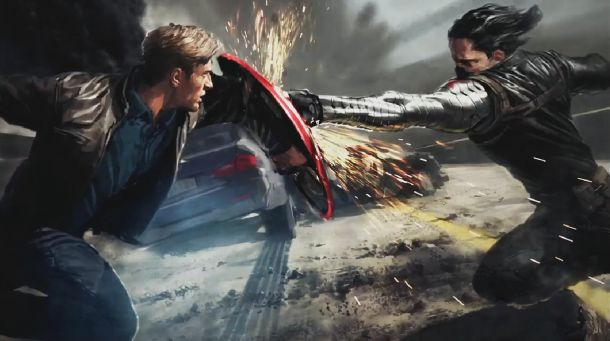 Marvel's Phase 2: Captain America: The Winter Soldier