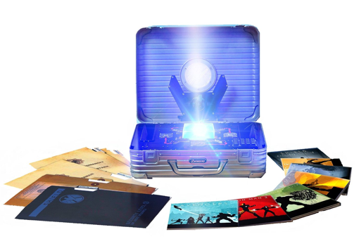 Marvel Cinematic Universe Box Set Will Not Assemble Until Next Year