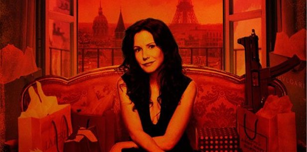 Press Conference Interview With Mary-Louise Parker On RED 2