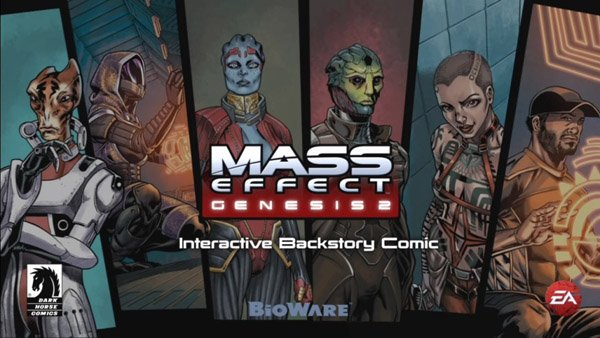 Mass Effect 3 Added To Wii U Launch Lineup