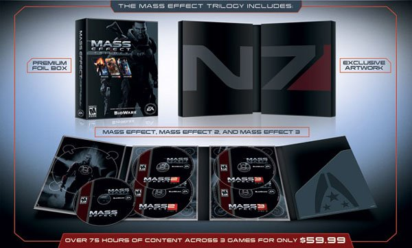 Mass Effect Trilogy Lands On PS3 This December