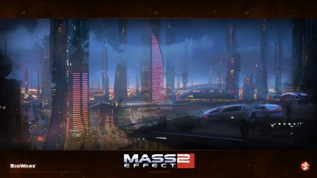 One More Piece Of Mass Effect 2 DLC Coming
