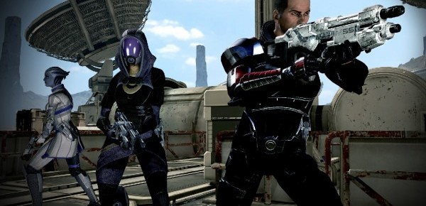 "Mass Effect 3 ""Take Back Earth"" Trailer Released"