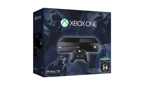 New Halo: The Master Chief Collection Xbox One Bundle Announced
