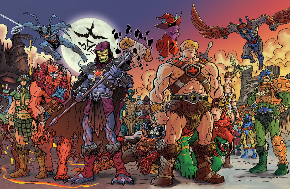Master Universe Movie Masters of The Universe Movie