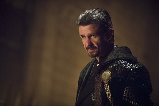 DC's Legends Of Tomorrow Synopsis Foretells Ra's Al Ghul's Return