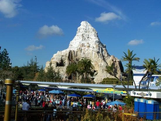 Disney's Matterhorn Ride Will Become An Adventure Pic