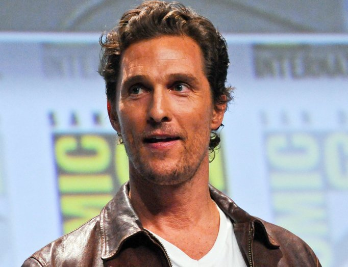 Matthew McConaughey To Go For Gold With Stephen Gaghan