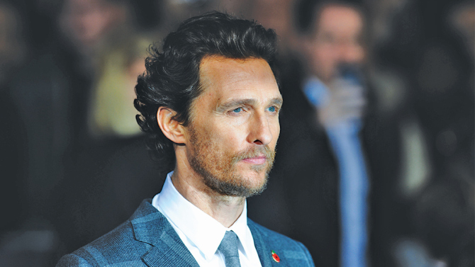 Matthew McConaughey In Talks To Lead Yann Demange's White Boy Rick