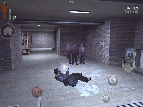 Max Payne Mobile Coming To iOS On April 12th, Android On April 26th