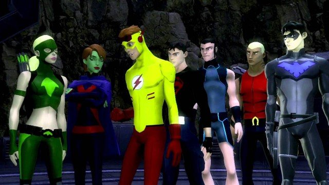 Young Justice: Legacy Has Been Cancelled On The Wii And Wii U