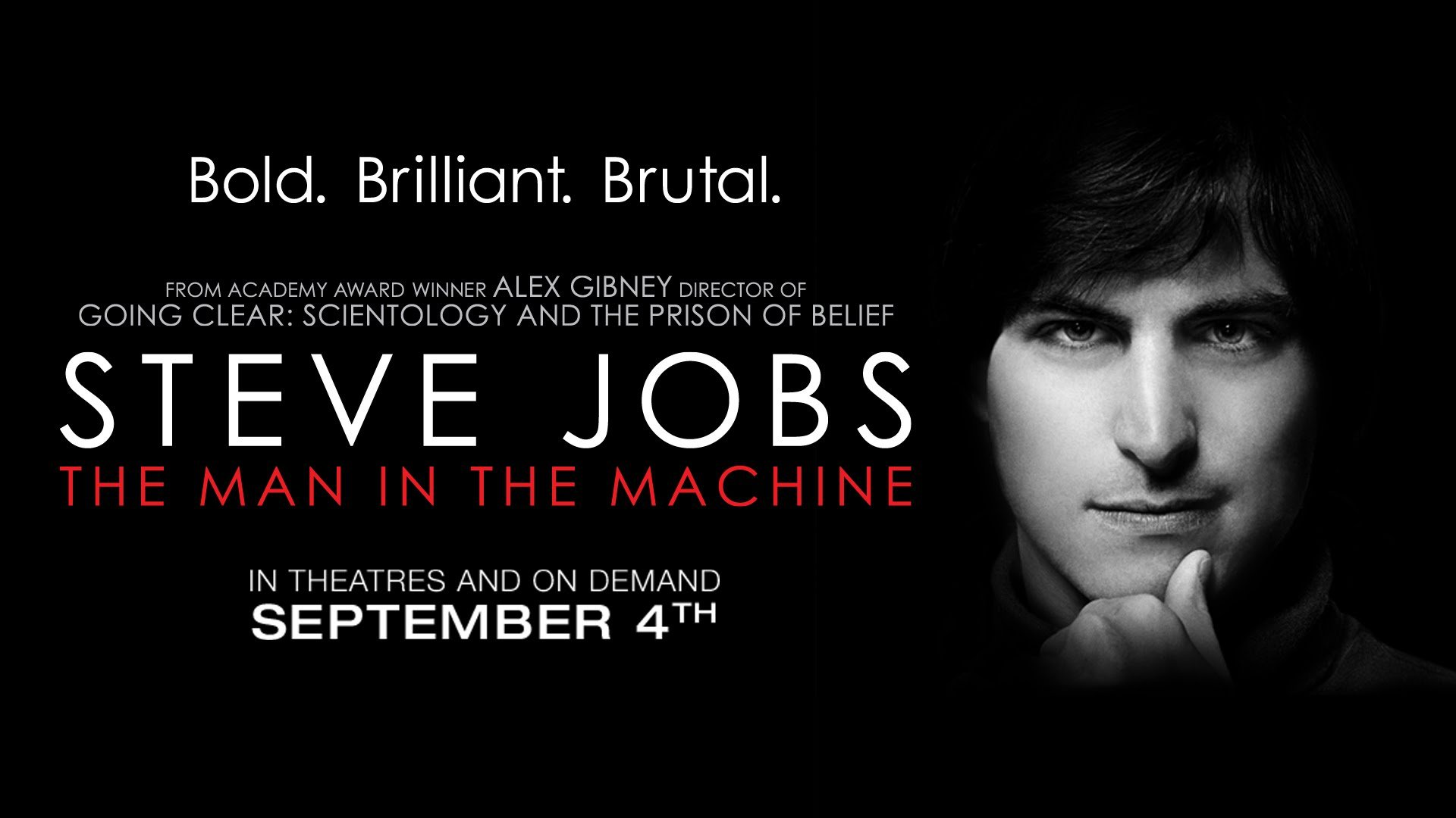 Steve Jobs: The Man In The Machine Review