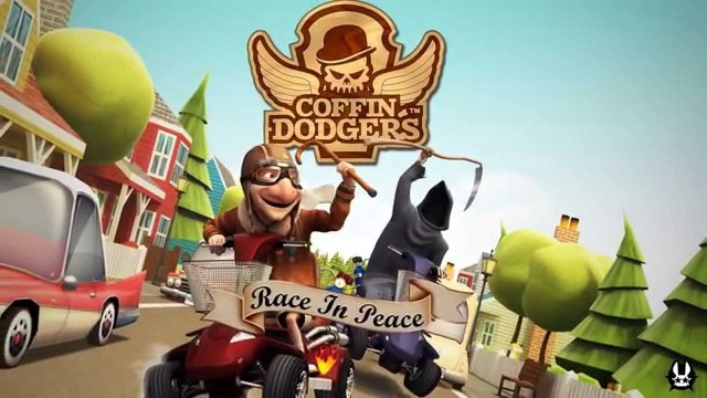 Comic Kart Racer Coffin Dodgers Gets Set For Xbox One And PS4