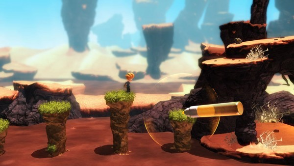 Max: The Curse Of Brotherhood Receives A Visceral E3 Showing
