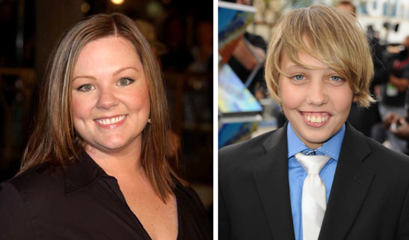 Melissa McCarthy And Ryan Lee Will Be In The Knocked Up Spinoff