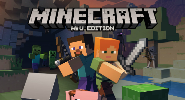 Minecraft Is Coming To Wii U At Long Last