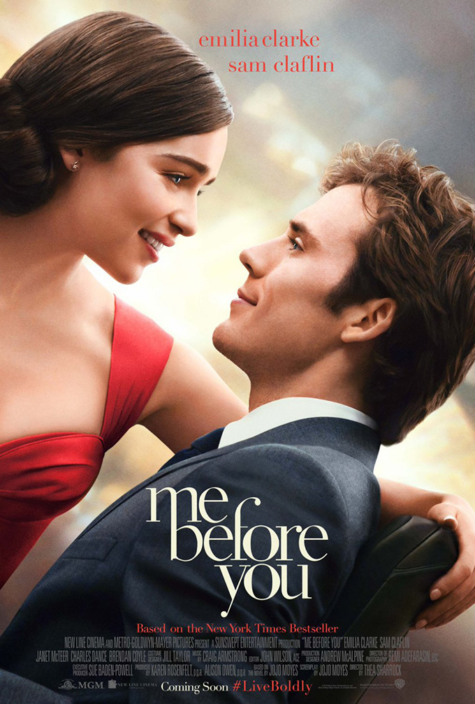 Heartbreak And Tragedy In Extended Trailer For Emilia Clarke And Sam Clafin's Me Before You