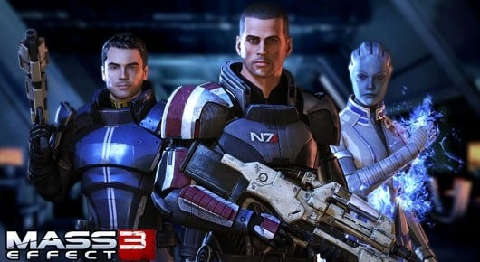 New Mass Effect 3 Combat Trailer Shows Shepard's Leadership Skills