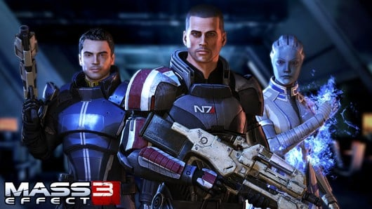 Mass Effect 3 Collector's Edition And Release Date Revealed