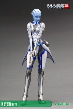 Mass Effect 3 Liara Figurine Comes With Exclusive DLC