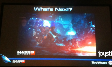 Let's Guess What's Next For Mass Effect 3
