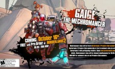 Borderlands 2: Finalized Mechromancer Class Reveal