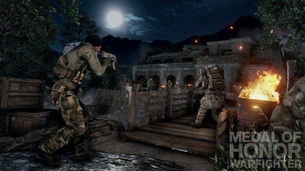 Pre-Launch Medal Of Honor: Warfighter Multiplayer Media Has Surfaced