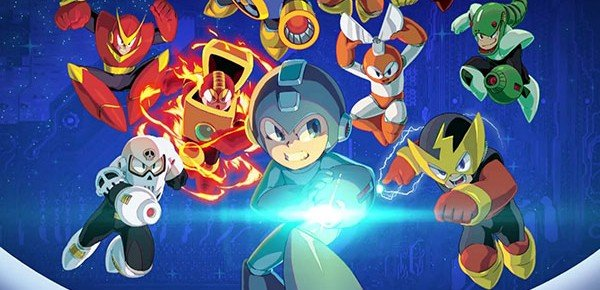 Mega Man Legacy Collection Releasing Later This Year