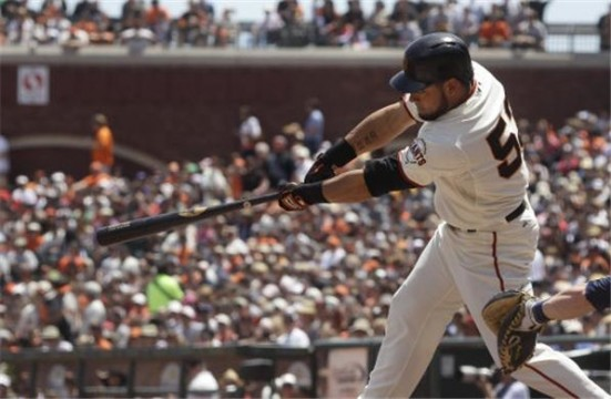 A Giant Season For Melky Cabrera Put On Hold