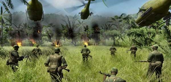 Men Of War: Vietnam Full Scale Game Editor Now Available For FREE