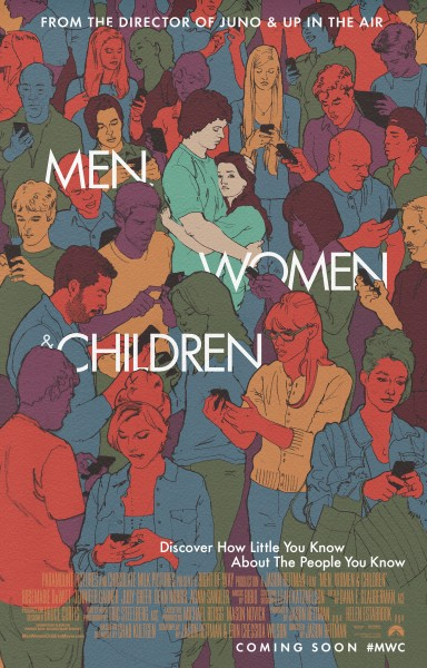 Explore The Darkness Of The Digital Age With Men, Women & Children Trailer