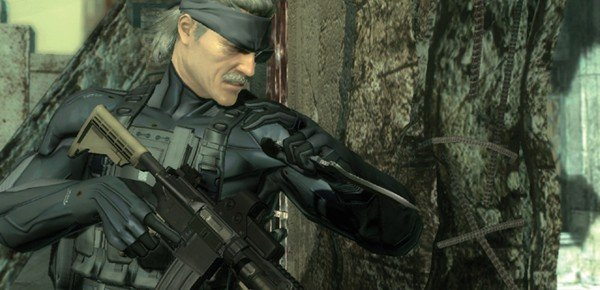 Metal Gear Solid 4: Guns Of The Patriots Will See A December Digital Release