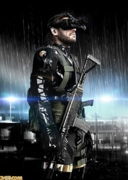 Metal Gear Solid: Ground Zeroes Announced, Possibly Open-World