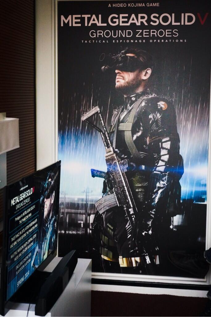 metal gear solid v ground zeroes playstation exclusive content