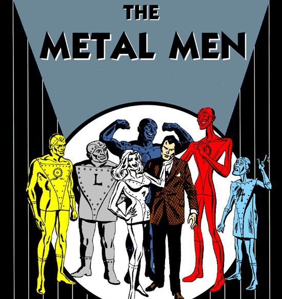 Barry Sonnenfeld Will Adapt The Metal Men For Warner Bros.
