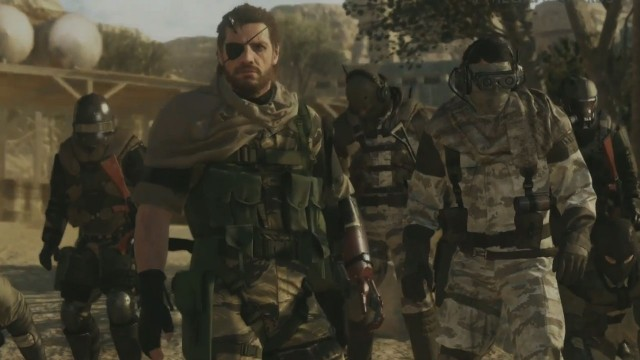 Metal Gear Solid V: The Phantom Pain Multiplayer Delayed Into October