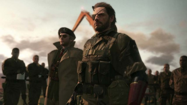 Big Boss Has Seen Better Days In New Stills For Metal Gear Solid V: The Phantom Pain